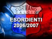 ESORDIENTI 2006_2007