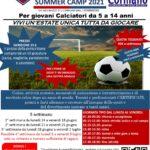 Volantino Summer Camp 2021
